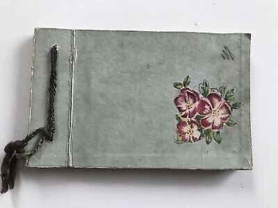 £40 • Buy Small Autograph Book From The 1940s And 50s. Martha Raye & Richard Attenbrough.
