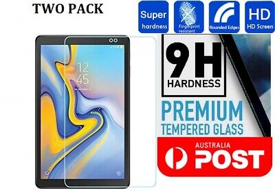 AU7.19 • Buy For Tempered Glass Screen Protector Samsung Galaxy Tab A 10.5  / 8 / 10.1 / S4
