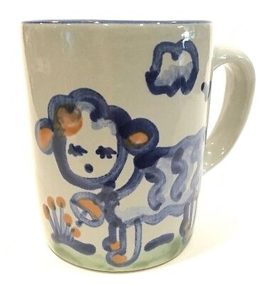 $22.99 • Buy M.A. Hadley Country Sheep Lamb Coffee Cup