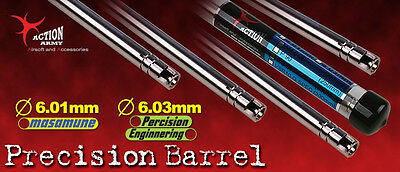 $33 • Buy Action Army 6.01mm 410mm M4+ Precision AEG Airsoft Inner Barrel - D01-017
