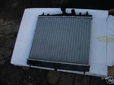 Genuine Nissan Note 1.4 Pro Drive And Micra K12 Water Radiator  • 59.50£