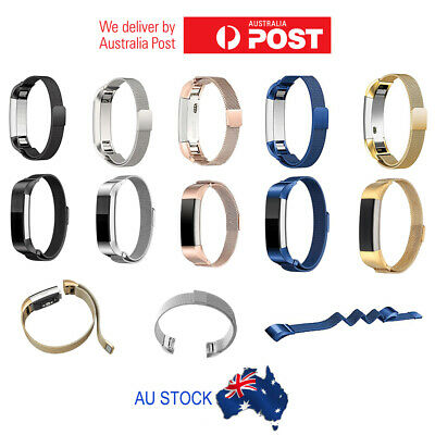 AU14.88 • Buy Milanese Loop Stainless Steel Band For Fitbit Alta / Alta HR