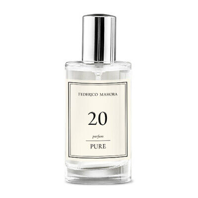 FM 20 Pure Collection Federico Mahora Perfume For Women 50ml UK • 14.99£