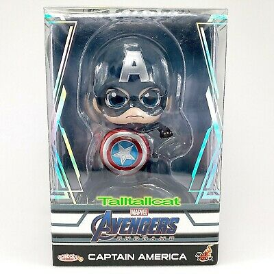 $ CDN27.76 • Buy Marvel Hot Toys Avengers END GAME Captain America Cosbaby