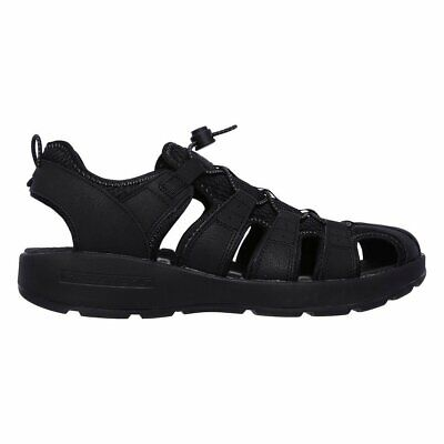 Sandals Melbo Journeyman 2 Skechers Black Men • 50.63£