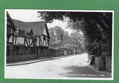 Chalfont St Giles Stonewell RP Pc Unused Judges Proof Ref M717 • 6.50£