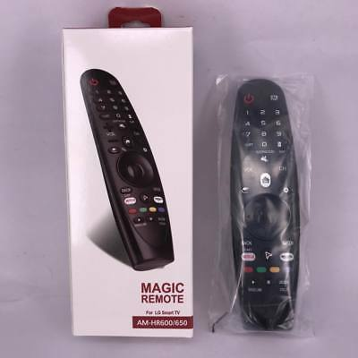 $14.95 • Buy New Replacement AM-HR650A For LG Magic 2017 Smart TV Remote Control AN-MR650A