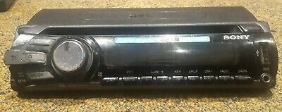 SONY  WMA AAC Radio CD Player FM AM Receiver MP3, HEAD UNIT ONLY • 8£
