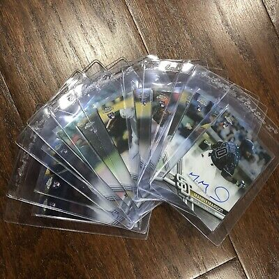 $ CDN70.04 • Buy Lot Of (11) 2017 Topps Chrome Rookie Autographs Auto RC