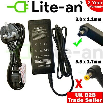 £14.99 • Buy For Asus Transformer Book T300FA AC Adapter Charger Power Supply