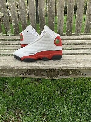 super popular 73ab4 1523d Air Jordan 13 Retro Cherry Size 6 Youth Vnds • 109.00