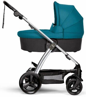 £73.29 • Buy Mamas & Papas Urbo2 And Sola Carrycot - Petrol Blue - New! Free Shipping! Urbo 2