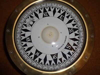 A Large Ships Compass • 195£
