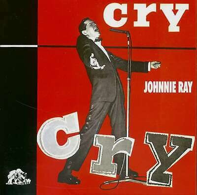 £15.41 • Buy Johnnie Ray - Cry - Pop Vocal