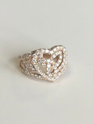 Official Clogau Rose Gold 18ct Gold Eternal Love £2350 OFF! SIZE O DISCONTINUED! • 1,950£
