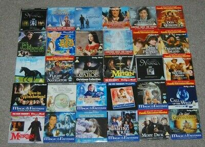 £1.99 • Buy CHILDREN'S DVD'S Only £1.99 Or BUY 2 RECIEVE ANOTHER ONE FREE - FREE POSTAGE