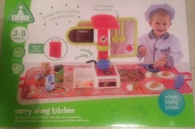 £30 • Buy ELC Early Learning Centr Carry Along Kitchen**New**