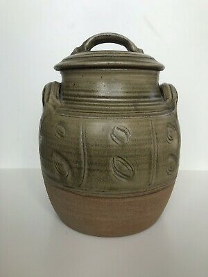 £380 • Buy Fantastic Large Winchcombe Studio Pottery Storage Jar By Ray Finch