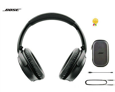 $ CDN317.59 • Buy Bose QC35 II QuietComfort 2 Noise Cancel Bluetooth Wireless Headphones Black UK