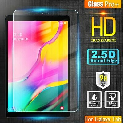 AU8.84 • Buy Tempered Glass Screen Protector For Samsung Galaxy Tab A 10.1  2019 SM-T510 T515