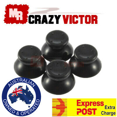 AU4.99 • Buy 4x Analog Thumbstick Joystick Button Thumb Cap For Microsoft Xbox 360 Controller