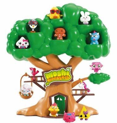 Moshi Monsters Moshling Treehouse Collectible Figure Display Playset Toy • 13.99£