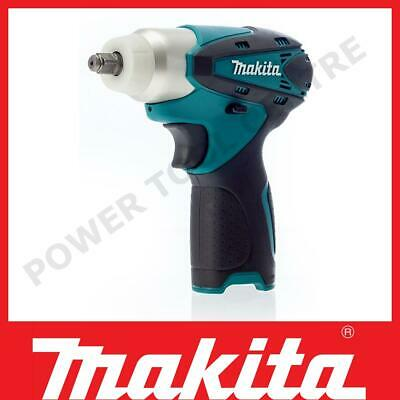Makita TW100DZ 10.8 Volt Push In Li-Ion Cordless 3/8  Impact Wrench Body Only • 39.99£