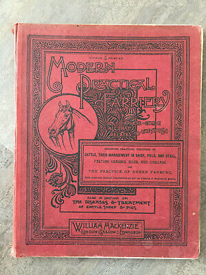 Victorian Farriers Reference Book  • 20£