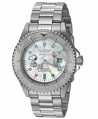 9351ad8b35 Invicta Pro Diver Character Collection Snoopy Men's Silver MOP Watch 28517  40mm • 88.49€