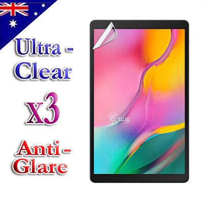 AU5.49 • Buy 3X Clear & Matte Screen Protector For Samsung Galaxy Tab A 10.1 2019 T510 T515