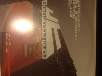 Consequence/Rollin B/ Seriously Tight ‎– Boogietroit EP (Part One) 12  Vinyl D&B • 7£