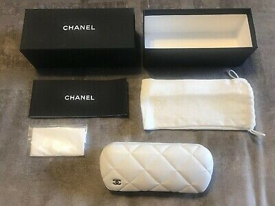 cb365b650c Chanel Quilted Sunglasses  Eyeglasses Case