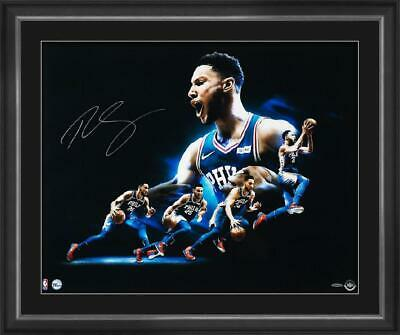 AU795 • Buy Ben Simmons Signed 'drive' Frame