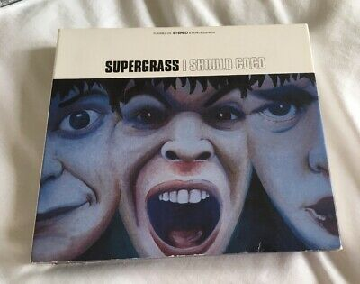 Supergrass - 3 CD DELUXE Edition I Should Coco Gaz Coombes • 16.50£