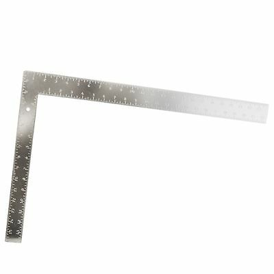 24  X 16  Aluminium Set Speed Square Rafter Metric Imperial Roofing Rule TE841 • 16.50£