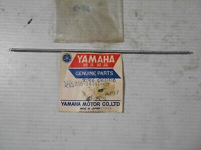 AU25.90 • Buy Genuine Yamaha Parts Air Cleaner Joint Tension Spring Xs1 Xs2 Tx650 Tx750 Xs650