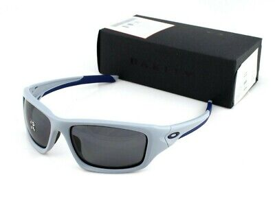 AU169.99 • Buy POLARIZED NEW Genuine OAKLEY VALVE Matte Fog Grey Wrap Sunglasses OO 9236 05