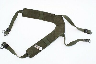 $29.99 • Buy H Suspenders Combat M-1956 Size Height Under 68  Dated August 1960