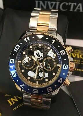 View Details Mens Invicta Chronograph Limited Edition Disney Collectors Model 24954 • 99.00£