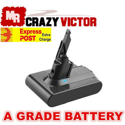 AU69.95 • Buy Replacement Li-ion Battery For Dyson V7 Handheld Cordless Vacuum Cleaner