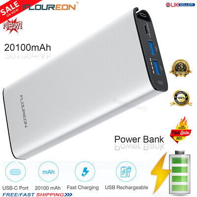 View Details 20100mA PD18W QC3.0 Power Bank Type C USB Portable Battery Charger For Cellphone • 24.99£