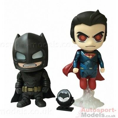 $ CDN70.77 • Buy Batman V  Superman ~ Cosbaby Figure Set By Hot Toys ~ B197-8