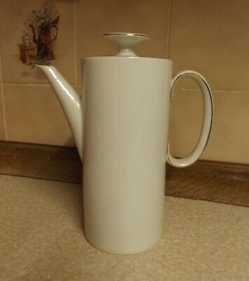£24.99 • Buy Thomas Medallion Gold Coffee Pot - Thin Gold Band - German - Excellent