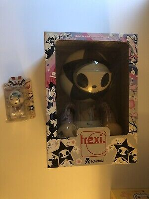 "$175 • Buy 10"" Tokidoki X Trexi Rare!  Lot Of 2.  Vinyl Figures NIB"