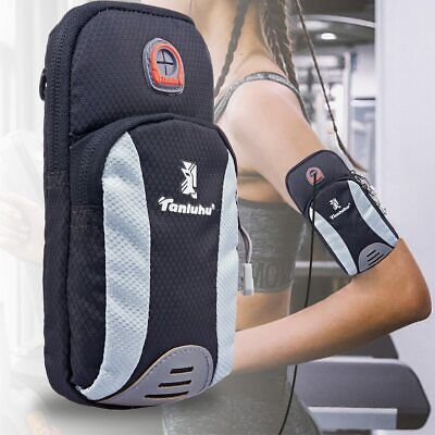 AU21.99 • Buy For IPhone XS MAX XR X 8 7 Holder Case ArmBand Sport Pouch W/ Adjustable Strap