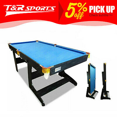AU577.99 • Buy New Year Sale 6FT/7FT/8FT MDF Pool Billiards Snooker Table Free Accessory Kit