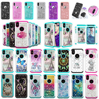 AU2.50 • Buy For Motorola Moto G7 Z4 Play E4 G5 G6 Z3 Case Ultra Hybrid Shockproof Hard Cover