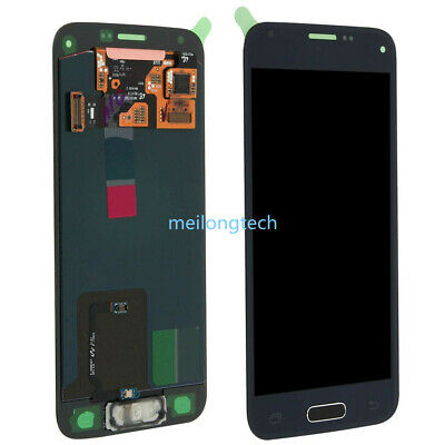 For Samsung Galaxy S5 Mini G800F LCD Display Touch Screen Digitizer Black+cover • 40.75£