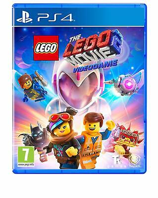 AU39.34 • Buy PS4 Game The Lego Movie 2 Videogame New