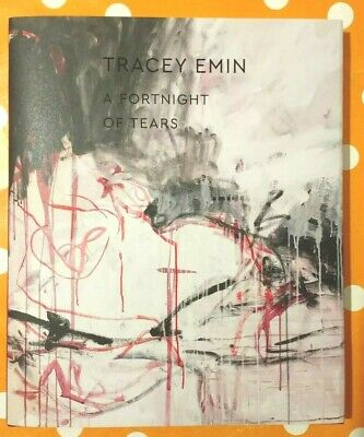 $ CDN835.92 • Buy Tracey Emin - A Fortnight Of Tears (2019) - Hand Signed Book - RARE
